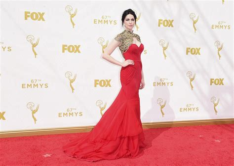 Emmys Red Carpet Fashion Best Trends Of The Night Were
