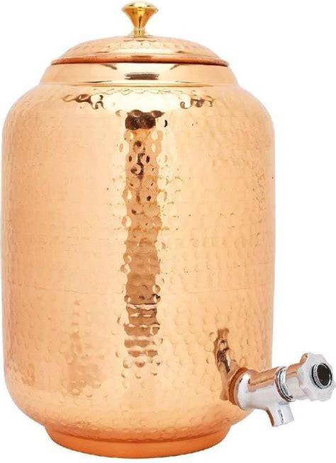 nda water dispenser copper matka  stand glass bottom loading water dispenser price