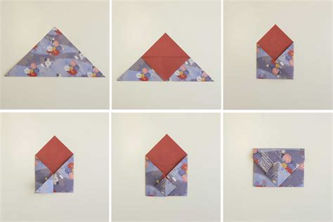 fare una busta da lettere origami facilissimi diy busta da lettere fabulousity