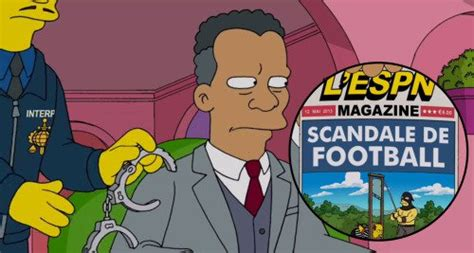 scary times   simpsons predicted