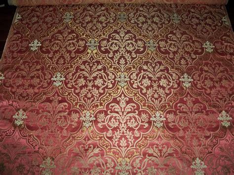 Lee Jofa Kravet Anne Boleyn Renaissance Silk Damask Fabric