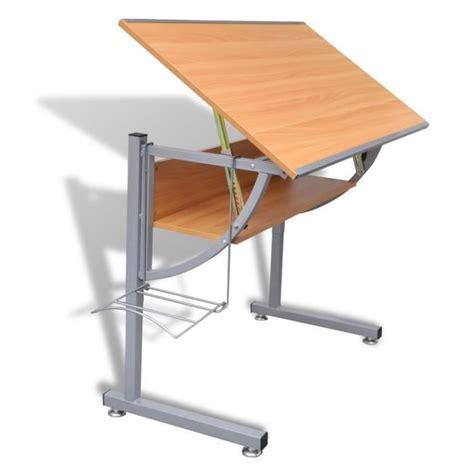 table bureau pas cher bureau table a dessin inclinable achat vente pas cher