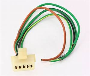 Wiper Motor Plug Wiring Pigtail Vw Beetle Jetta Golf