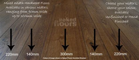 wood flooring dimensions mixed width wood flooring