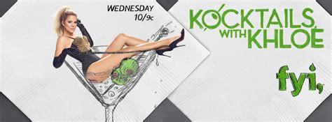 Kocktails with Khloe episode 6: Khloe Kardashian talks ...