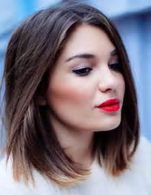 coupes de cheveux tendance tendance coupe de cheveux 2017 coiffure à la mode