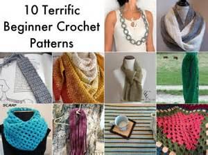 Beginner Crochet Stitch Patterns
