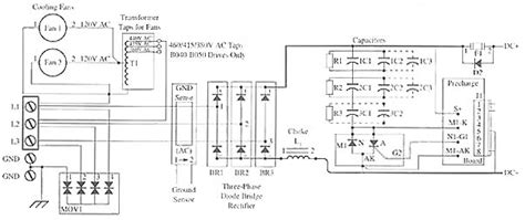 Power Supply For Variable Frequency Motor Drive