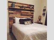 DIY Wooden Pallet Headboard Styles Pallets Designs