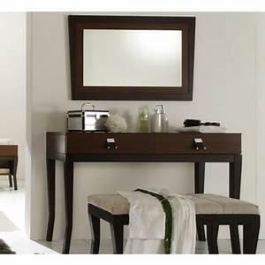Meuble Coiffeuse But : meuble coiffeuse pour chambre mobilier sur enperdresonlapin ~ Teatrodelosmanantiales.com Idées de Décoration