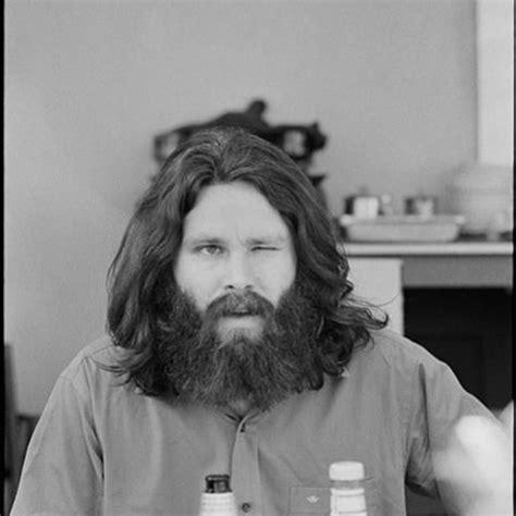 Avere una barba folta