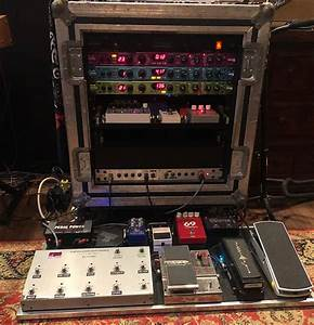 Custom Audio Electronics Bob Bradshaw Full Rig  Rs