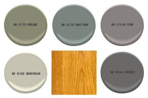 the best wall paint colors to go with honey oak benjamin