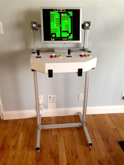 custom arcade cabinet simple lightweight custom arcade quot cabinet quot the