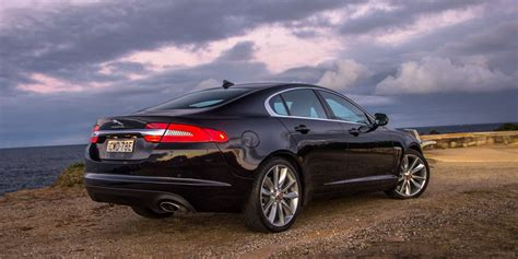 jaguar xf review  premium luxury caradvice