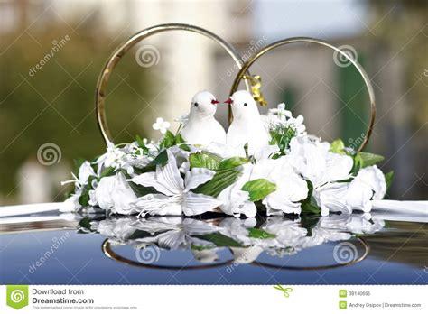 wedding doves stock image image  decoration culture
