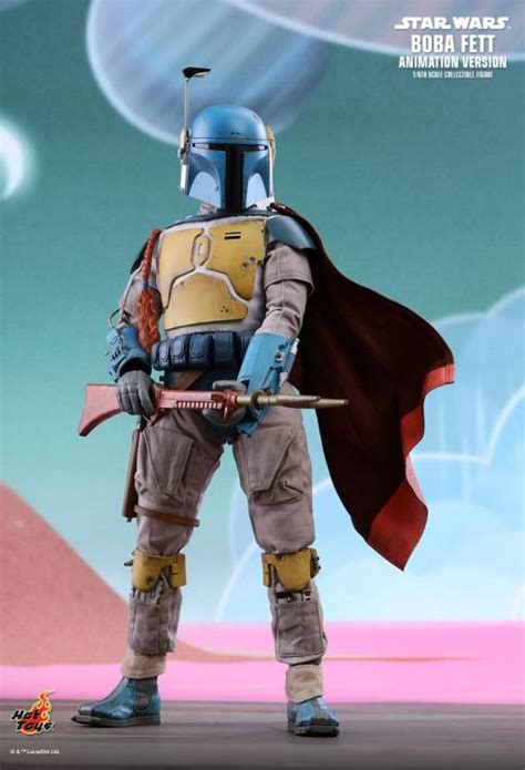 star wars holiday special tms boba fett animation ver