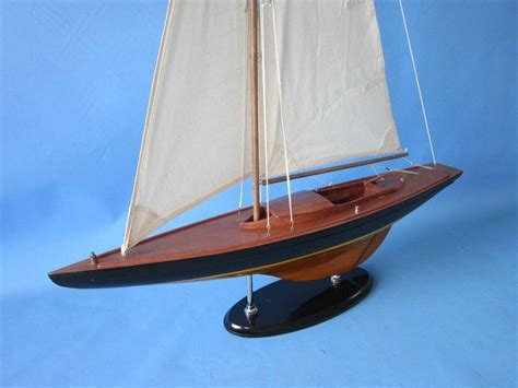 Model Boats Sailing by Buy Wooden Sea Spirit Keelboat Decoration 40 Inch
