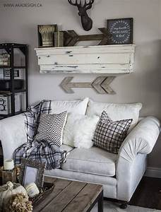20, Lovely, Decor, Ideas, For, Adding, Impact, Above, The, Sofa