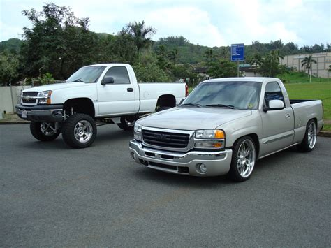 hawaiiangmc  chevrolet silverado  regular cab specs  modification info  cardomain