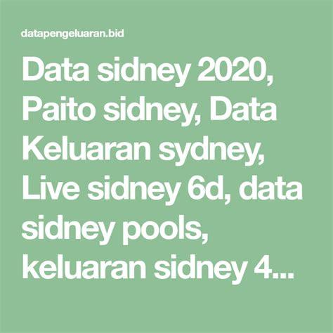 data sydney   master togel