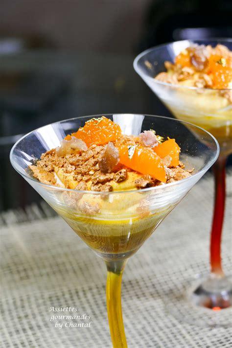 chionnat de du dessert dessert marron mandarine recette stephane corolleur