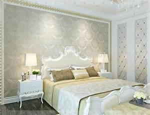Tapeten Modern Schlafzimmer : tapete f r schlafzimmer hause deko ideen ~ Markanthonyermac.com Haus und Dekorationen