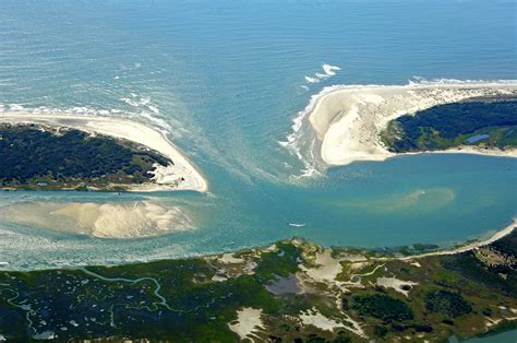 Boat Slips For Rent Swansboro Nc by Brown S Inlet In South Of Swansboro Nc United States