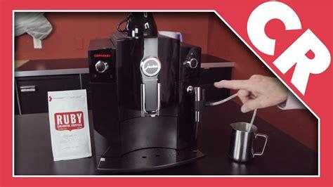 jura impressa c60 jura impressa c60 automatic coffee center crew review