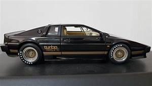 Lotus Esprit Turbo : autoart scale 1 18 lotus esprit turbo black catawiki ~ Medecine-chirurgie-esthetiques.com Avis de Voitures