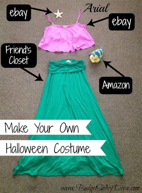 Make Your Own Halloween Costumes  Budget Savvy Diva