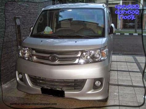 Gambar Mobil Daihatsu Luxio by Gambar Mobil Daihatsu Luxio Daihatsu Daihatsu