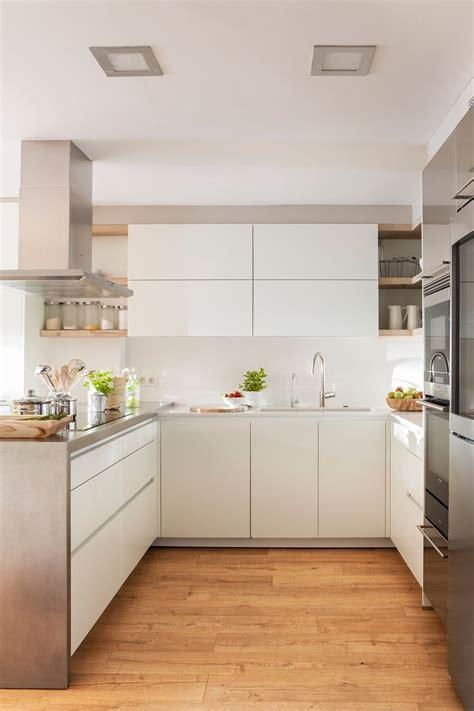 mejores  imagenes de cocinas pequenas  muy bien