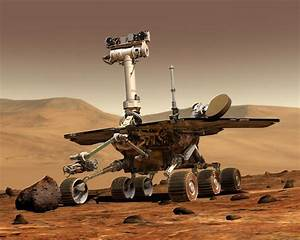Mars Rover Continues Exploration » Curious Cat Science and ...
