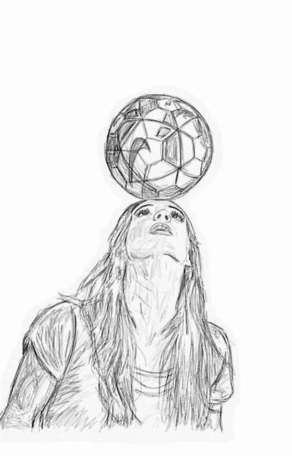 Futbol Soccer Futebol Football Drawing Dessin Messi