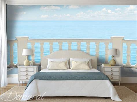 chambre veranda véranda dans la chambre à coucher papier peint pour le