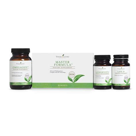 Core Supplement Kit | Young Living Essential Oils