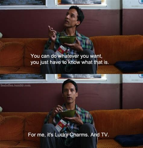 Abed Community TV Show Quotes