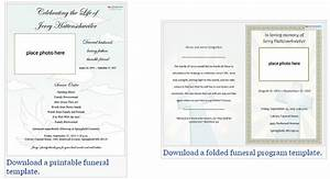 free editable funeral program template template business With free downloadable funeral program templates