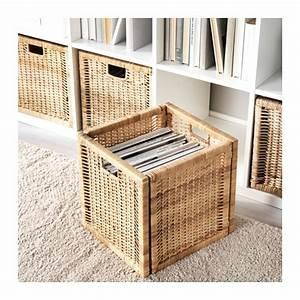 Panier En Osier Ikea : bran s basket rattan 32x34x32 cm ikea ~ Teatrodelosmanantiales.com Idées de Décoration