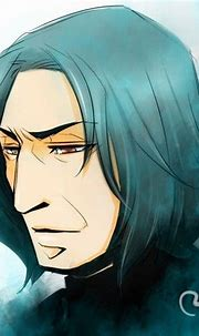 For ever in…!! | Snape harry potter, Severus snape fanart ...