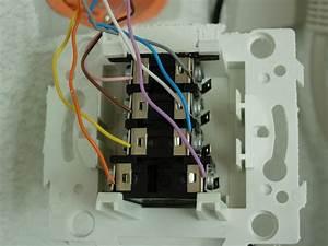 Branchement Prise Telephone Adsl : branchement cable ethernet prise murale vetio17 ~ Melissatoandfro.com Idées de Décoration