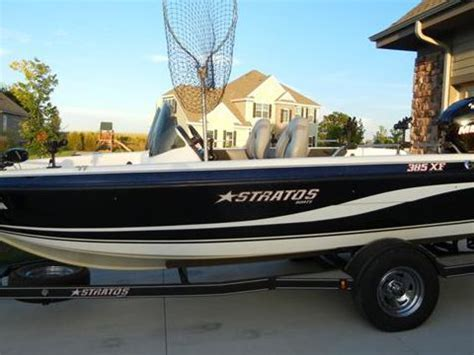 Stratos Boats Reviews by Stratos 385xf For Sale Daily Boats Buy Review Price