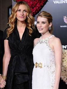 Emma Roberts and Julia Roberts - Bing images