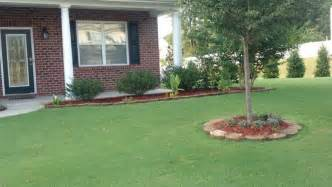 Landscaping For Ranch Style Homes by Clean Front Yard Landscaping Ideas For Ranch Style Homes