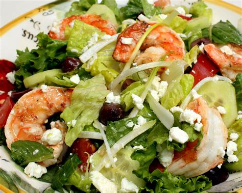 shrimp salad mediterranean shrimp salad wives with knives