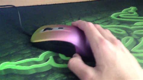 Csgo Fade Headshot Gaming Mouse Unboxing Youtube