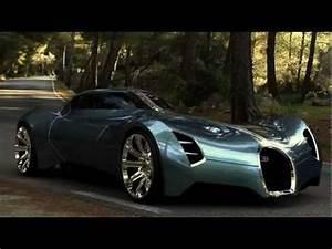 2025 Bugatti Aerolithe Concept Microturbine 220 mph 0-62 ...