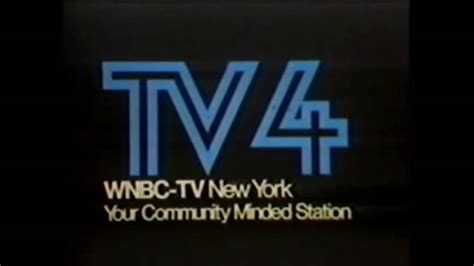 Wnbc-tv Channel 4 Station Id (1971-1975)
