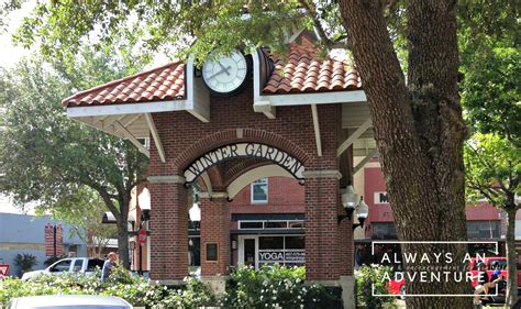 downtown winter garden things to do in historic downtown winter garden kid